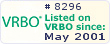 VRBO - vacation rentals by owner - listing #8296