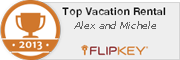 Flipkey Top Vacation Rental 2013